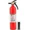 Kidde Fire 21010207MTL FIRE EXTENGUISHER, 1-A 10-B/C 2.5# - WITH METAL STRAP BRACKET DISPOSABLE
