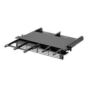 Panduit FLEX1U12 HD Flex 1 RU 12-Port Enclosure