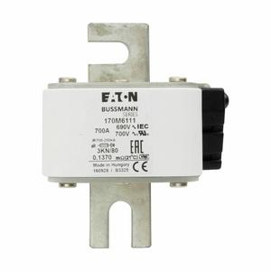 Eaton/Bussmann Series 170M6111 BUSS 170M6111 FUSE 700A 690V 3KN/80