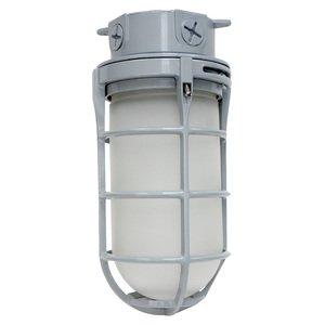 Cree Lighting C-VT-A-LGCL-12L-40K-GR LED Vapor Tite, Large, 120V, Ceiling Mount, 1200L, 4000K, Gray
