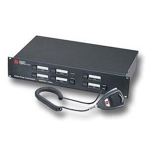 Federal Signal 300VSC-1044SB Selectone Command Unit Rack Mount