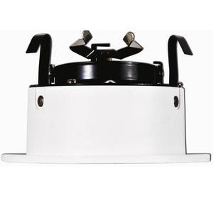 "Halo 3001WHBB 3"" Adjustable 15 Pinhole, White/Black"