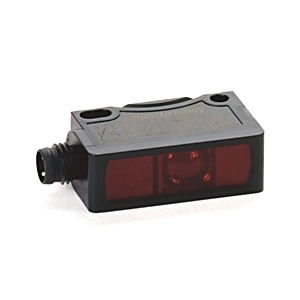 Allen-Bradley 42JT-C2LAT1-P4 Sensor, Photoelectric, Clear Object Detection, 10-30VDC, VisiSight