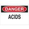 22298 CHEMICAL & HAZD MATERIALS SIGN