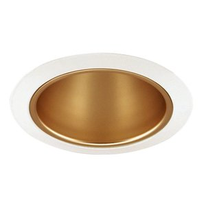 "Juno Lighting 216-WHZWH 5"" Enclosed Cone Trim"