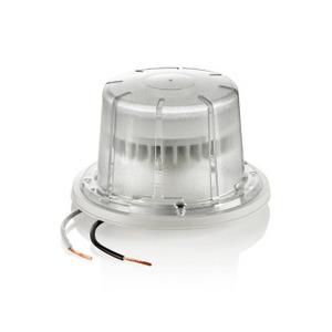 9850-LED LED LAMP HOLDER WHITE
