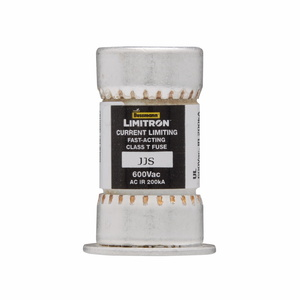 Eaton/Bussmann Series JJS-50 Fuse, 50 Amp Class T Very-Fast-Acting, Current-Limiting, 600V