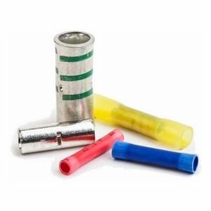 3M MN10BCX-A Butt Connector Seamless Nylon Insulated, 50/bottle