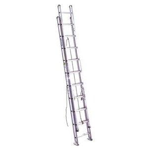 Werner Ladder D532-2 Aluminum Extension Ladders