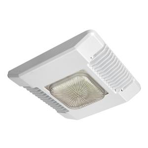 Cree Lighting BXCC9111& LED Canopy Luminaire, 96 Watt, 12380 Lumen, 4000K, 120-277V