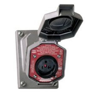 Cooper Crouse-Hinds ENRC31201 CRS-H ENRC31201 20A 125V THRU SGL G