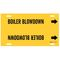 4015-H B915 STY H B/Y BOILER BLOWDOWN