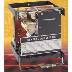 GE NBV11-A2A Relay, Voltage Unbalance, 3PH, 120VAC, 50Hz, Drawout Case