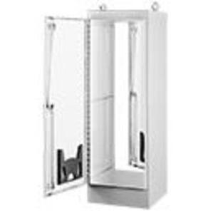"Hoffman A726024FSD Enclosure, NEMA 12, Free-Standing/Single Door Access, 72 x 60 x 18"""