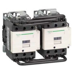 Square D LC2D80G7 REVERSING CONTACTOR 575VAC 80A IEC