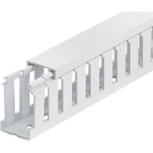 Thomas & Betts TY2X2WHW6 2X2 WIDE SLOT HALOGEN FREE DUCT