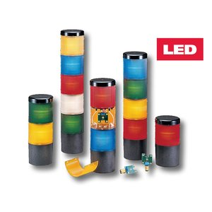 Federal Signal LSLD-024B Litestak LED Light Module 24vdc Blue