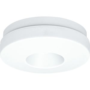 "Progress Lighting P700005-028-30 LED Puck Light, 3 Watt, 139 Lumen, 3000K, 120V, 3"" Dia, White"