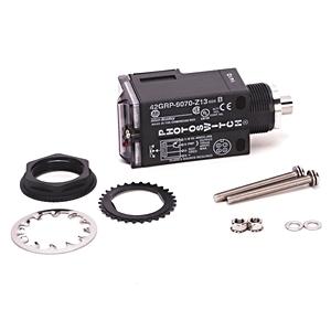 Allen-Bradley 42GRP-9070-Z13 Sensor, Photoelectric, Diffuse, Multiple Voltage