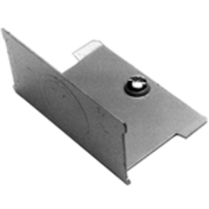 Wiremold G3010B STL BLANK END FITTING 3000 GRAY