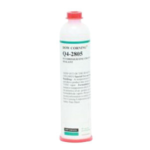 Dow Corning Q4-2805 Fluorosilicone Channel Sealant, White