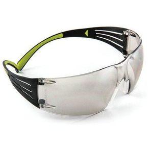 3M SF410AS-EA Protective Eyewear, Indoor/Outdoor Mirror Lens
