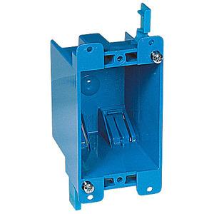Carlon B114RR-UPC 1-GANG OLD WORK BOX W/CLAMP RET