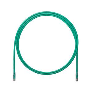 Panduit UTP6A2MGR Copper Patch Cord, Cat 6A, Green UTP Cab