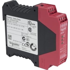 XPSAF5130P SAFETY MODULE  E-STOP 3S  24V