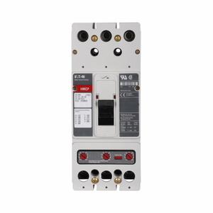 Eaton HMCP250J5C Breaker, Molded Case, 250A, 3P, 600V, 250 VDC HMCP