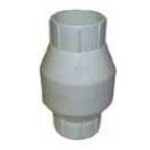 Legend Valve 203-205 S-611 1IN S-611 PVC IN-LINE CHECK VALVE WITH 1/