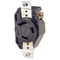 2660 EB REC LOCK 3P/3W L1030 30A125/250V