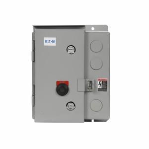 Eaton ECN0508CAA Enclosed NEMA Full Voltage Non-reversing Starter