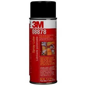 3M 08878 3M 08878 Spray Lube 11 oz
