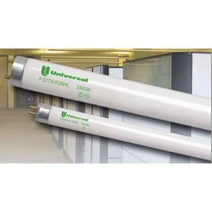 Universal Lighting Technologies F54T5HO/850B00C Fluorescent Lamp, High Output, T5, 54W, 5000K *** Discontinued ***