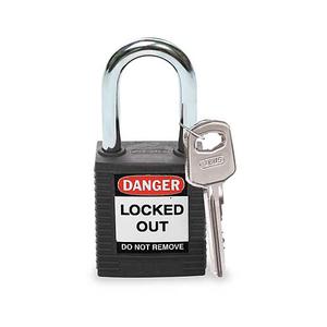 """Brady 99580 BRADY SAFETY PADLOCK 1.5"""""""