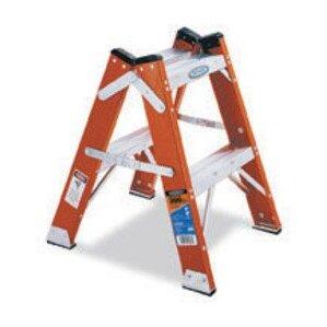 Werner Ladder T6202 Fiberglass Twin Step Stool