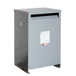 Eaton T20P11S37AEE Transformer, 37.5KVA, 1P, 240/480V, 120/240V, Encapsulated