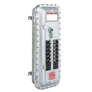 Hubbell-Killark B7L29-112-MBE100 Panel Board, Main Breaker, 100A, 120/240VAC, 12/12, Explosionproof *** Discontinued ***