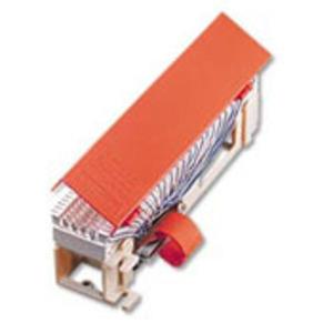 40066-MR CONNECT BLK 66 CLIP M TYPE FEM
