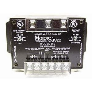 Symcom 350-400-2-6 Voltage Monitor, 3-Phase
