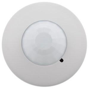 Hubbell-Kellems LVPR1500R Ceiling Sensor, Low Profile, Passive Infrared, 1500 Sq. Ft., White