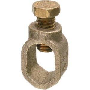 "Arlington 782 3/4"" Ground Rod Clamp"
