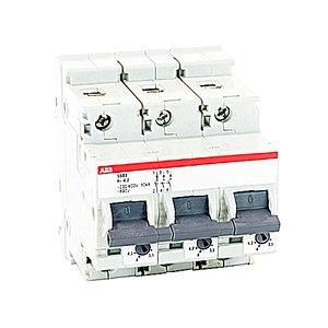 ABB S503-K5.8 Mcb S500 3p K 5.8a