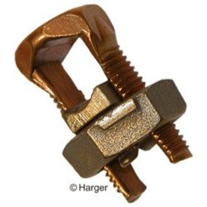 Harger Lightning & Grounding GESB2/0 2/0 COPPER SPLIT BOLT
