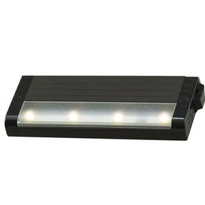 "CSL ECL-8-BZ-D-1 8"" LED Undercabinet Light, Dimmable, Bronze"
