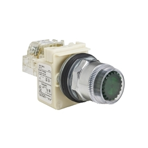 Square D 9001K1L5GH13 PUSH BUTTON 600VAC 10A 30MM T-K