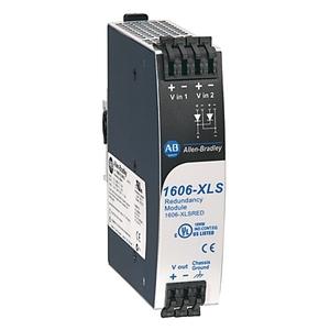 Allen-Bradley 1606-XLSRED Power Supply, 480W, 10-60VDC Output, Redundancy Module for XLS