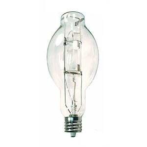Damar 26586C Metal Halide Lamp, BT37, 400W, Clear