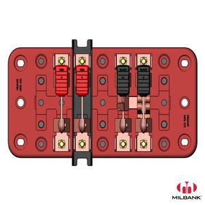 Milbank TS04-0101 Milb Ts04-0101 4pole Test Switch